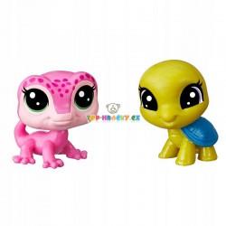 LPS Littlest Pet Shop zvířátka 110 gekon 11 želva