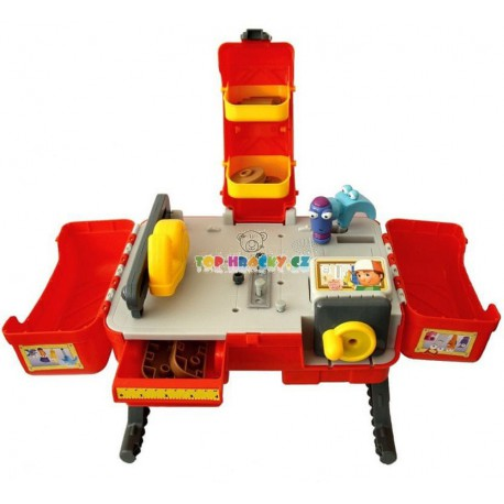 Fisher Price Handy Manny Přenosný opravářský stůl