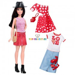 Barbie fashionistas modelka 40 s oblečky
