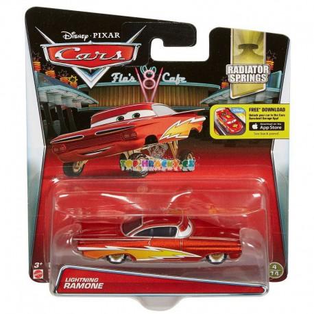 Disney Pixar Cars  Lightning Ramone