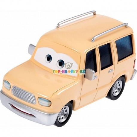 Disney Pixar Cars Deluxe Benny Brakedrum