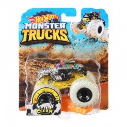 Hot Wheels Monster Truck Steer Clear