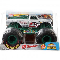 Hot Wheels Monster Truck velký V8 Bomber