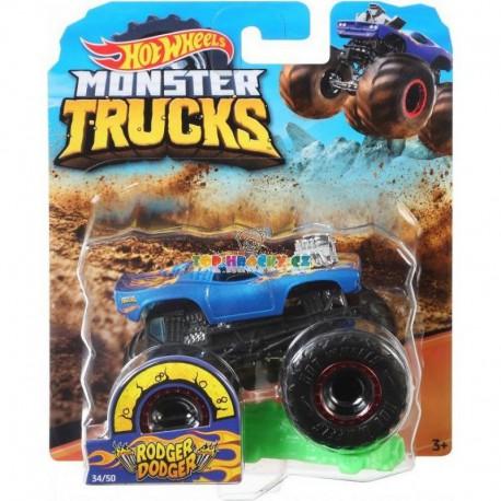 Hot Wheels Monster Truck Rodger Dodger