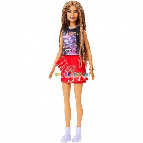 Barbie fashionistas modelka  123
