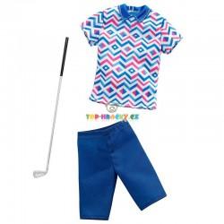 Barbie Kenovy profesní oblečky golfista
