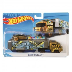 Hot Wheels náklaďák Bank Roller