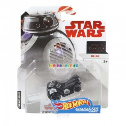 Hot Wheels tématické auto Star Wars BB-9E