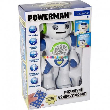 Powerman Robot na ovládání CZ