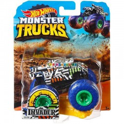 Hot Wheels Monster Trucks Invander