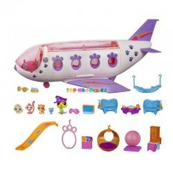 LPS Littlest Pet Shop Letadlo