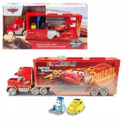Disney Pixar Cars kamión Mack Plážová edice