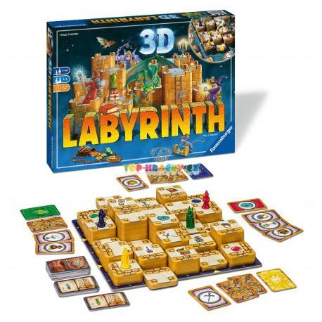 Hra Labyrinth 3D