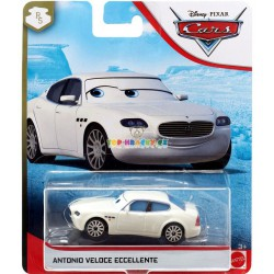 Disney Pixar Cars Antonio Veloce Eccellente