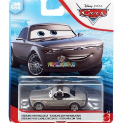 Disney Pixar Cars Sterling s headset