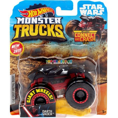 Hot Wheels Monster Truck Deat Vader