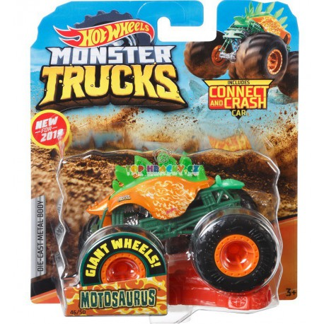 Hot Wheels Monster Truck Motosaurus