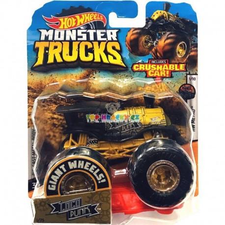Hot Wheels Monster Truck Loco Punk