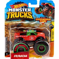 Hot Wheels Monster Trucks Spiracha