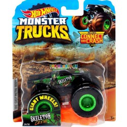 Hot Wheels Monster Trucks  Skeleton Crew