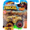 Hot Wheels Monster Trucks 4-Wheel Hive