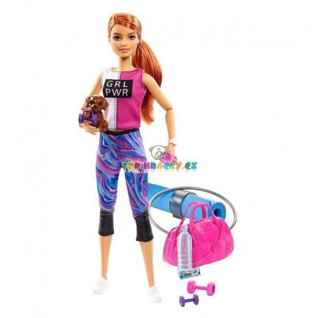Barbie Wellness panenka zrzka