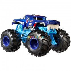 Hot Wheels Monster Truck velký Hotweiler HWPD K-9