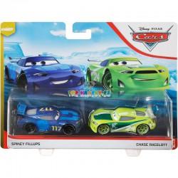 Disney Pixar Cars Spiker Fillups a Chase Racelott