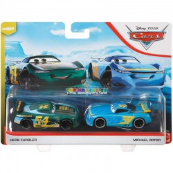 Disney Pixar Cars Herb Curbler a Michael Rotor