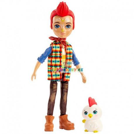 Enchantimals kluk Redward Rooster a kohout