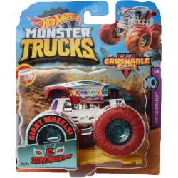 Hot Wheels Monster Trucks El Superfasto