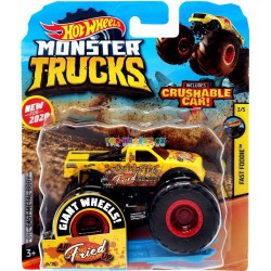 Hot Wheels Monster Trucks All Fried Up