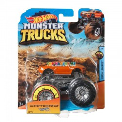 Hot Wheels Monster Trucks Camaro