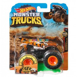 Hot Wheels Monster Trucks Tiger Shark
