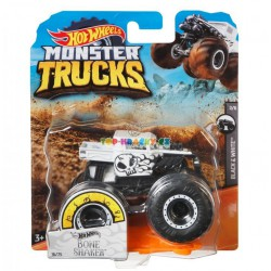 Hot Wheels Monster Trucks Bone Shaker 16/75
