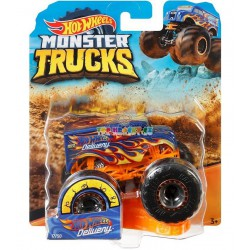 Hot Wheels Monster Trucks Delivery 24/75