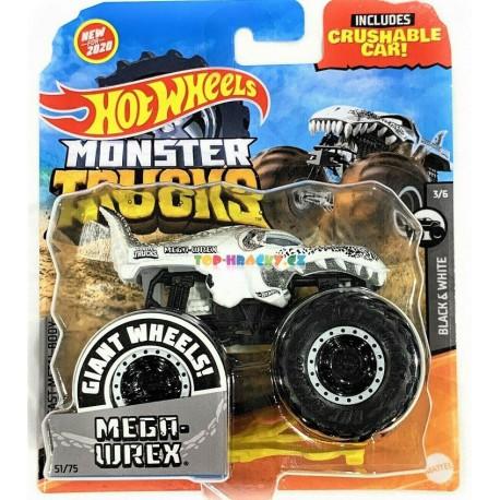 Hot Wheels Monster Trucks Mega Wrex