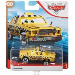 Disney Pixar Cars Faregame