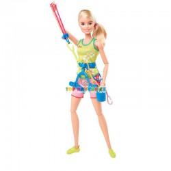 Barbie Olympionička horolezkyně Tokyo 2020