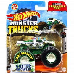 Hot Wheels Monster Trucks Gutter Growler
