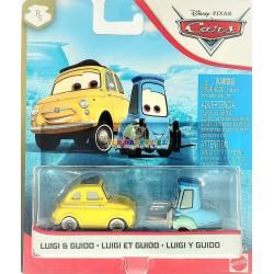 Disney Pixar Cars Luigi a Quido