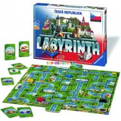 Hra Labyrinth Česká republika