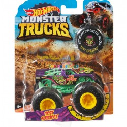 Hot Wheels Monster Trucks Test Subject 59/75