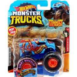 Hot Wheels Monster Trucks Abyss Mal 52/75