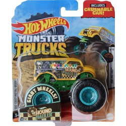 Hot Wheels Monster Trucks Hound Hauler 41/75