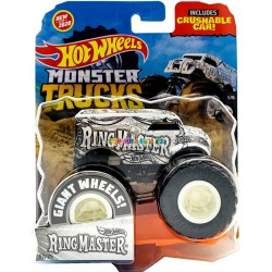 Hot Wheels Monster Trucks RingMaster