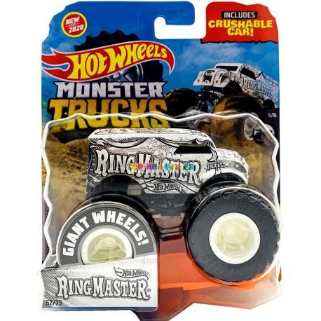 Hot Wheels Monster Trucks RingMaster
