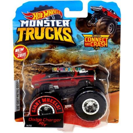 Hot Wheels Monster Trucks Dodge Charger R/T 18/75