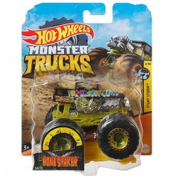 Hot Wheels Monster Trucks Bone Shaker 54/75