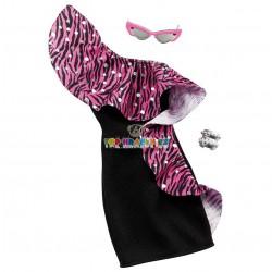 Barbie společenské šaty s doplňky